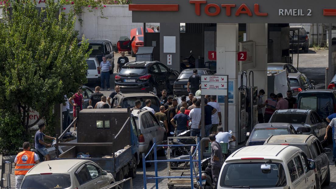 Libanon: Schlangen vor Tankstellen und Unruhen in Städten – Iran schickt ersten Öltanker