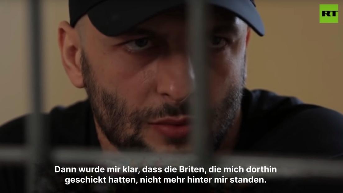 """Ex-IS-Kämpfer zu RT: """"Britischer Geheimdienst hat mich beauftragt, den IS zu bespitzeln"""""""
