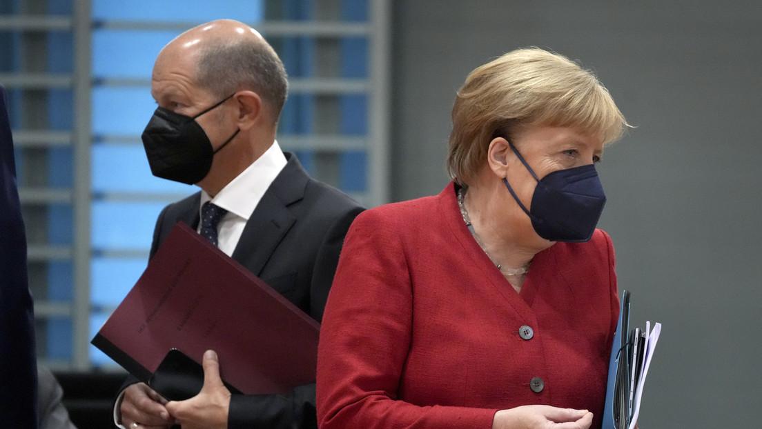"""Scholz, Merkel oder: Wo ist der """"gewaltige Unterschied""""?"""