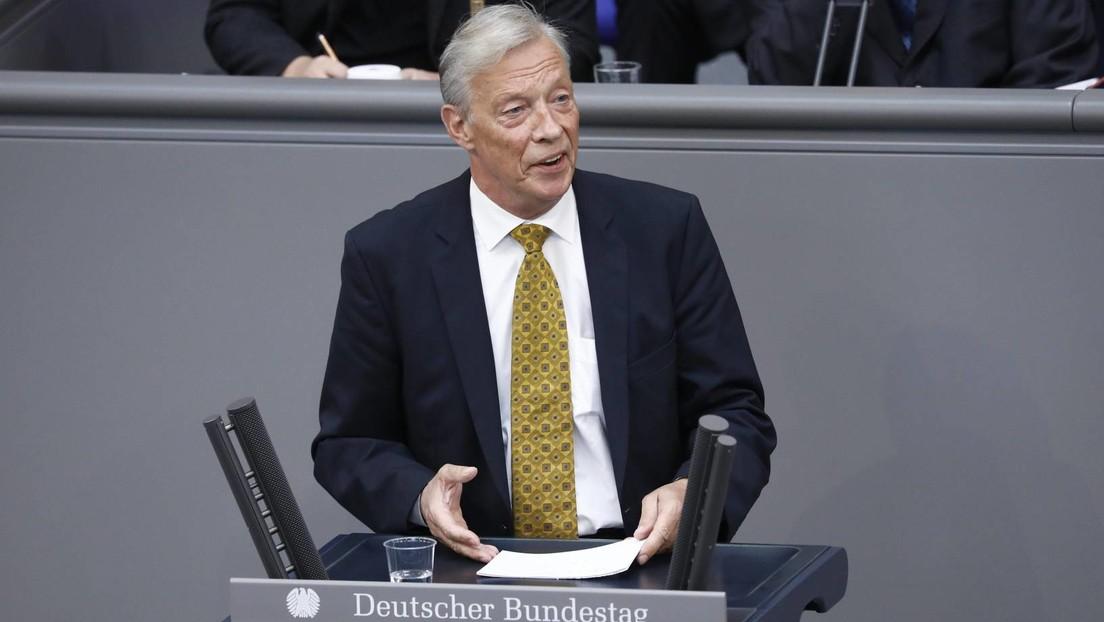 AfD-Fraktion: Deutsche Außenpolitik setzt zunehmend auf Konfrontation mit Russland
