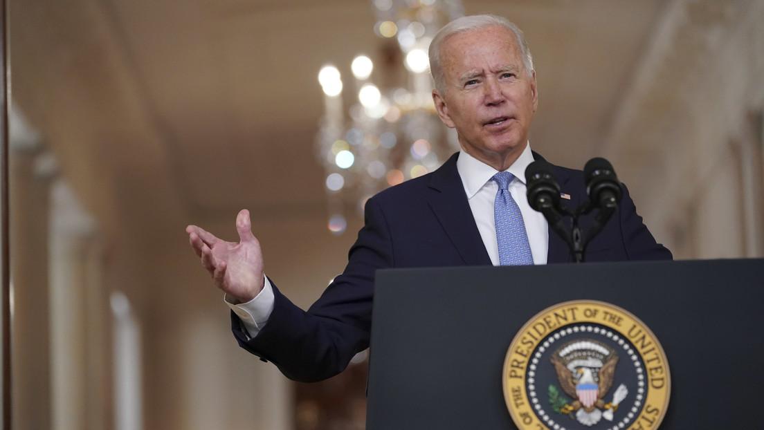 """""""Die Ära der Interventionen ist vorbei"""" – Biden zieht eine Bilanz des Afghanistan-Krieges"""