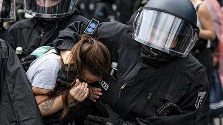 "Wegen Polizeigewalt in Berlin – UN-Sonderbeauftragter Melzer kündigt ""offizielle Intervention"" an"