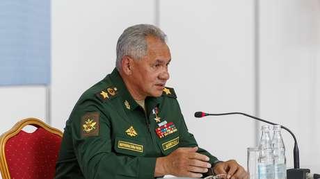 """Russischer Verteidigungsminister Schoigu zur Krim: """"War, ist und wird russisch sein"""""""