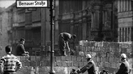 Mauerbau 1961: Wer die Grenzsicherung provozierte und wem sie nutzte