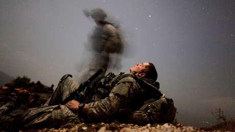 """""""Demütigung größer als in Vietnam"""" - Analyst  Marandi zum Abzug der USA aus Afghanistan"""