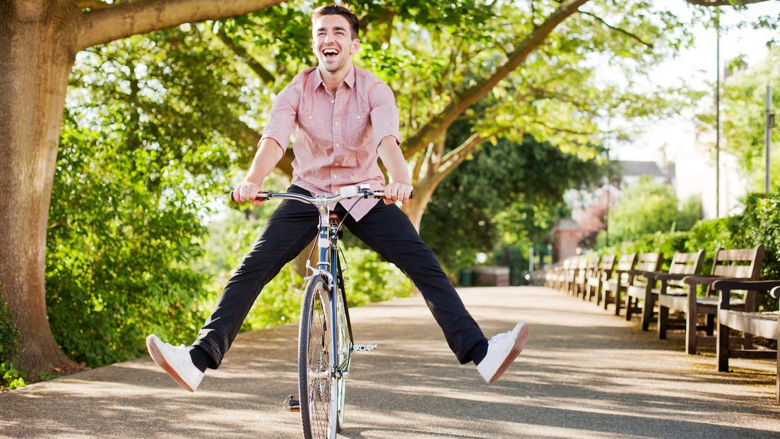 """""""Freude zwischen den Beinen"""" – Russischer Bürgermeister schlägt neuen Slogan für Fahrradverleih vor"""