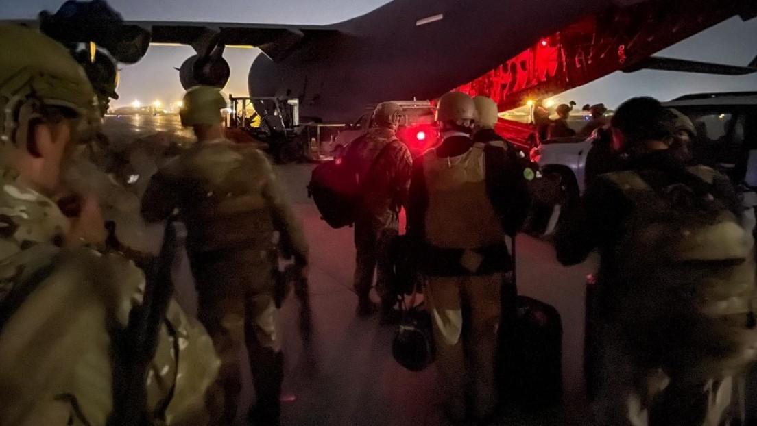 Medienbericht: Geheime Vereinbarung zwischen US-Militär und Taliban für Evakuierung von US-Bürgern