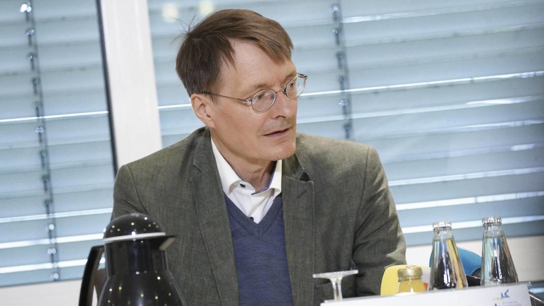 Lauterbach fordert: Arbeitgeber sollten den Impfstatus abfragen dürfen