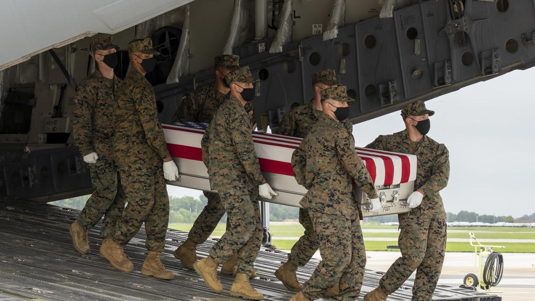 """Biden-Beamter über Afghanistan: """"Ich bin fassungslos und entsetzt ... Wir haben versagt"""""""