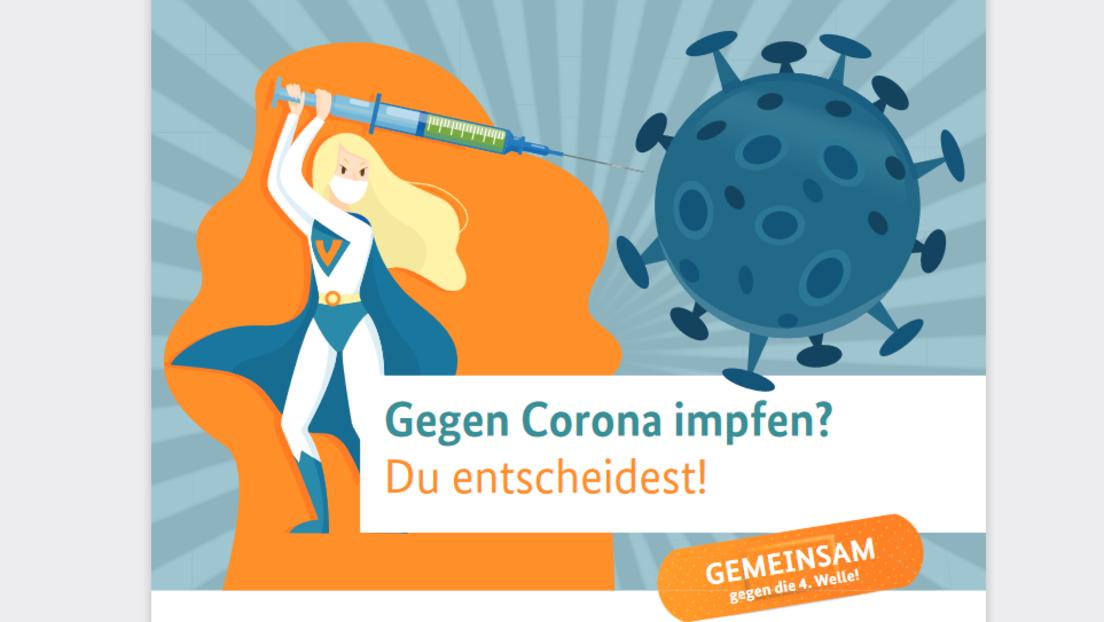 Impfen in Schulen – Sachsen will Kinder nach den Ferien zur Spritze locken