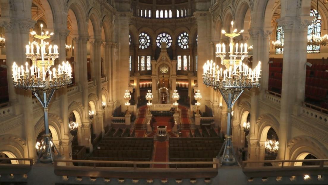 Französischer Innenminister warnt vor Terroranschlägen auf Synagogen