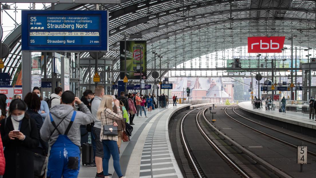Gericht lehnt Bahn-Antrag gegen Lokführer-Streik ab – Arbeitskampf kann weitergehen