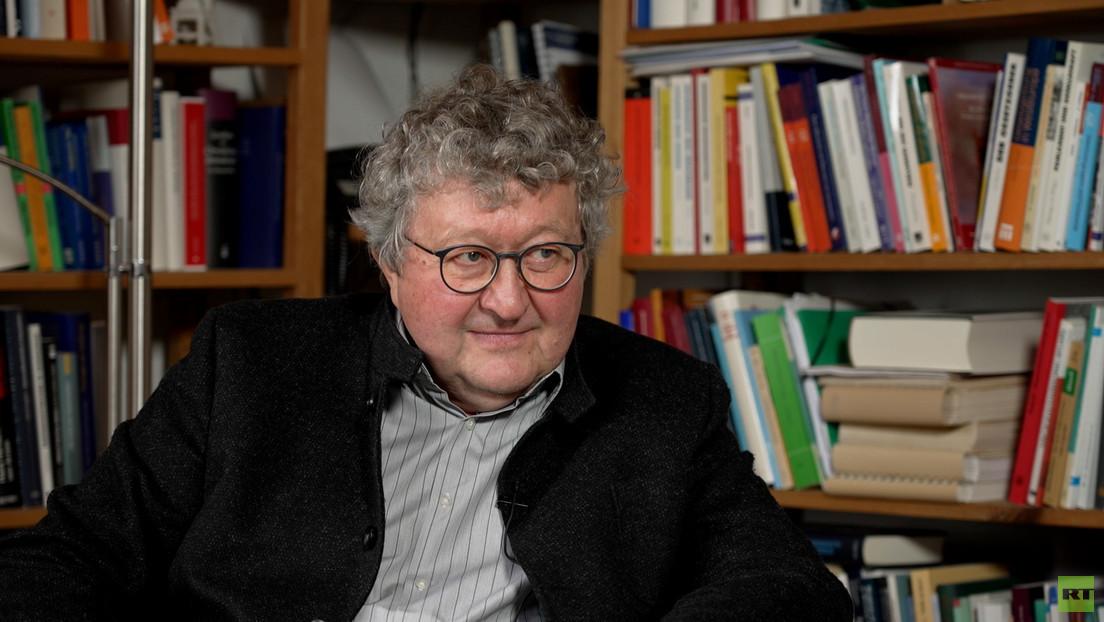 """Politologe Werner Patzelt zum laufenden Wahlkampf: """"Bisher gab es tatsächlich wenig Inhalte"""""""