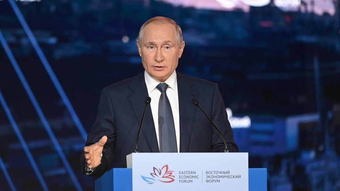 Wirtschaftsforum in Wladiwostok: Putin kündigt Steueranreize auf den Kurilen an