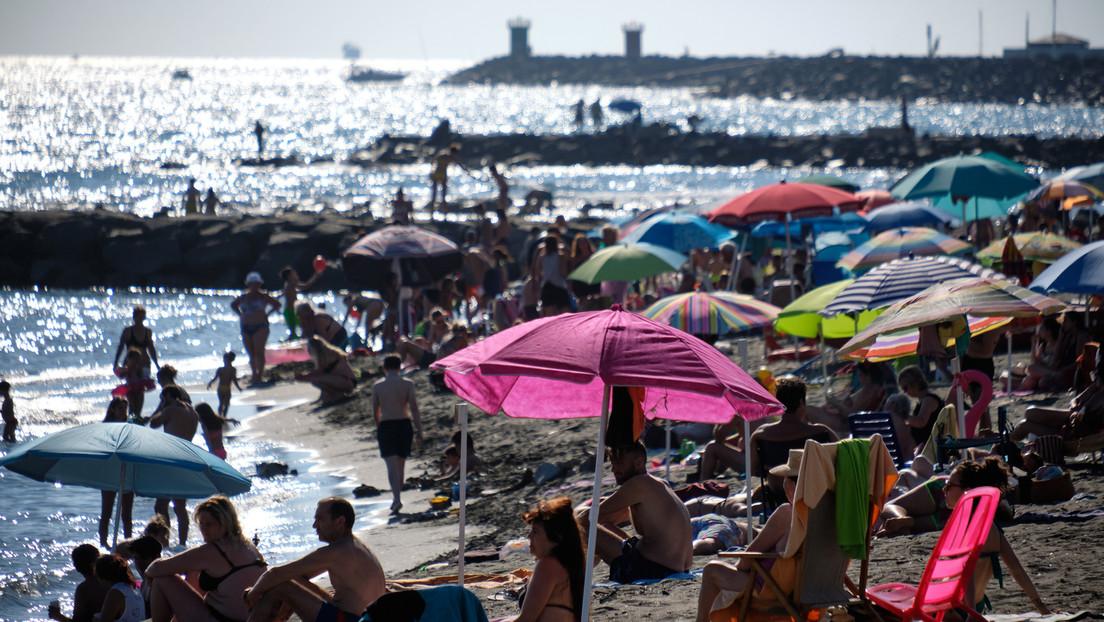 Italien: Drohnenflug zur Corona-Erkennung bei Badegästen untersagt