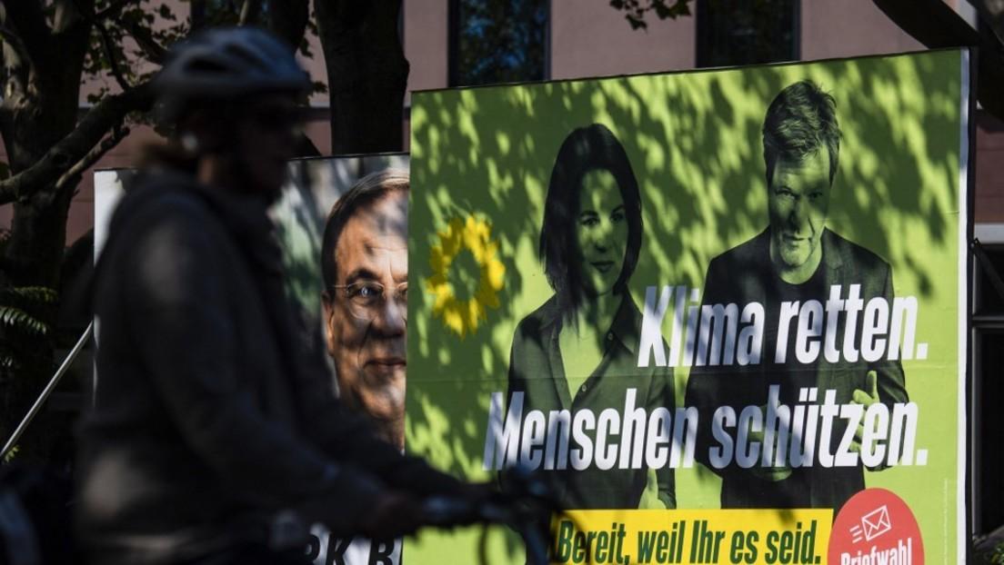 """""""Hinreißen lassen"""" – Grüne Bundestagskandidatin gibt Bekleben von CDU-Plakaten zu"""