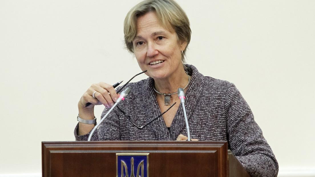Deutsche Botschafterin in Kiew nennt Hindernisse für ukrainischen NATO-Beitritt