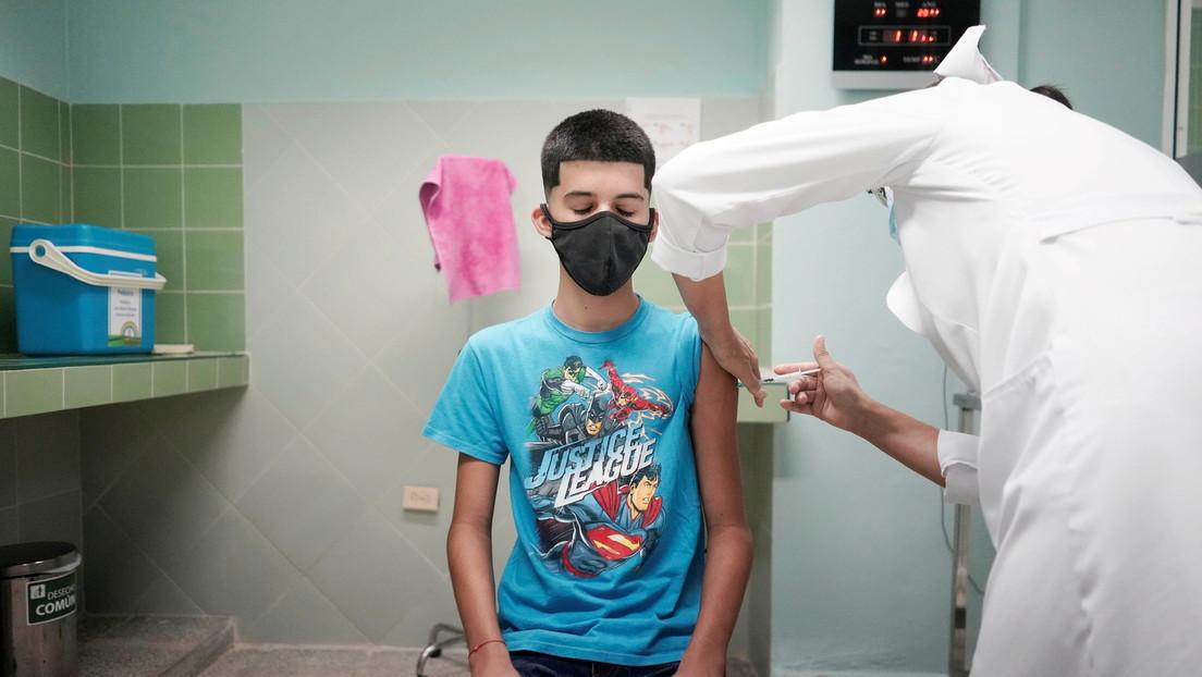 Kuba erlaubt Einsatz von Impfstoff Soberana 02 bei Kindern im Alter von zwei bis 18 Jahren