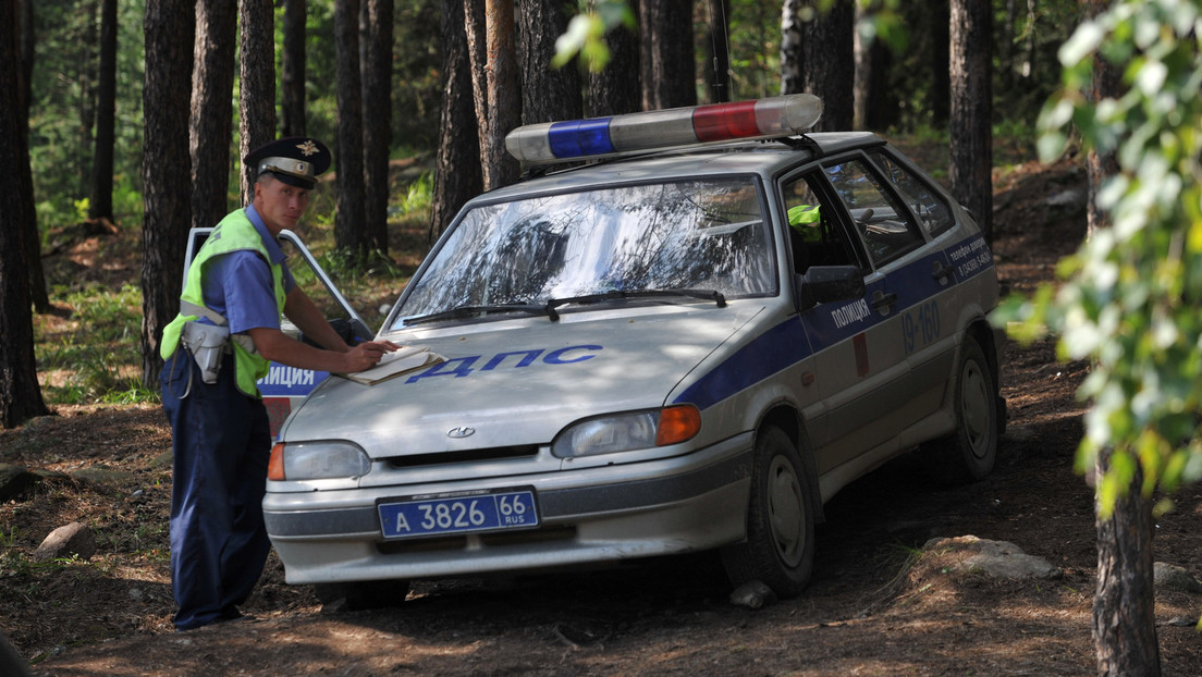 """""""Der Pädophile hat sich selbst bestraft"""": Russische Polizei untersucht mutmaßlichen Lynchmord"""