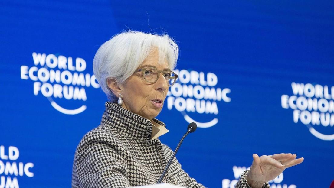 """Great Reset: Christine Lagarde und Klaus Schwab diskutieren die """"größten Herausforderungen der Welt"""""""