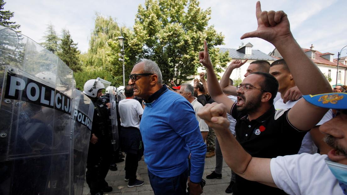Montenegro: Gewaltsame Proteste gegen serbisch-orthodoxes Kirchenoberhaupt