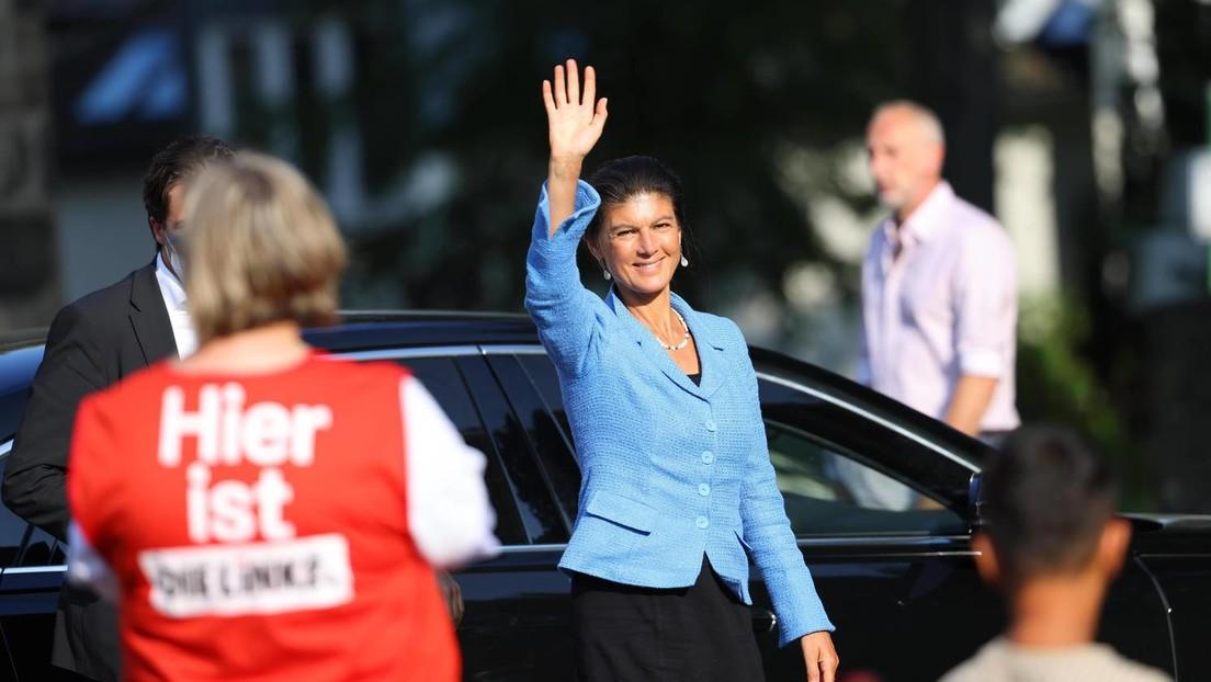 Die Linke: Sahra Wagenknecht darf in der Partei bleiben