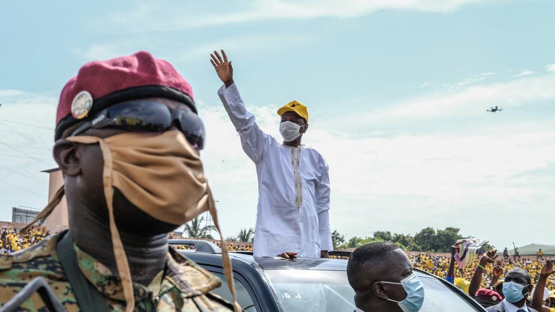 Putsch in Guinea? Schusswechsel am Präsidentenpalast – Präsident Condé unter Militär-Arrest