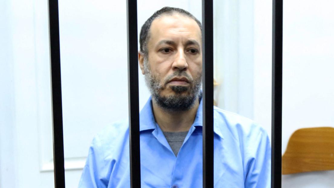Weiterer Sohn Gaddafis aus dem Gefängnis entlassen