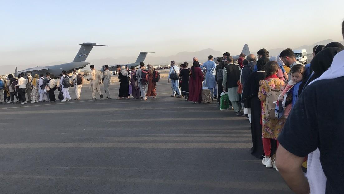 Evakuierungen aus Afghanistan: Bislang 4.921 Menschen nach Deutschland eingereist