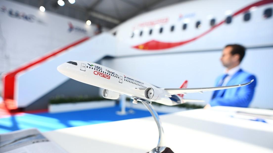 Russland und China beginnen Produktion von gemeinsam entwickelten Passagierflugzeugen