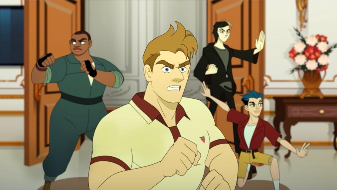 Q-Force – die neue Zeichentrickserie von Netflix: Willkommen bei der LGBTQ-CIA