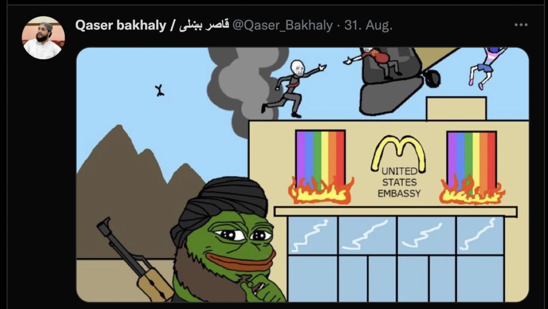 Trolling The Empire – Sind Memes der Taliban die neue Gefahr?
