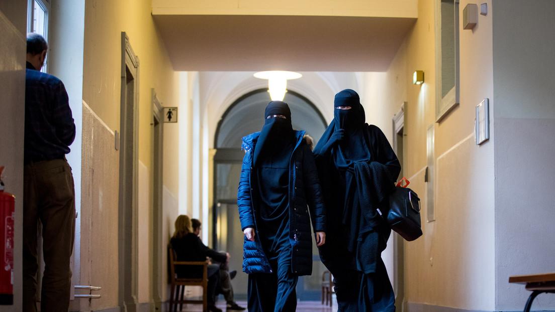 Rückkehr schwedischer IS-Bräute - Jetzt hat das Justizsystem ein Problem