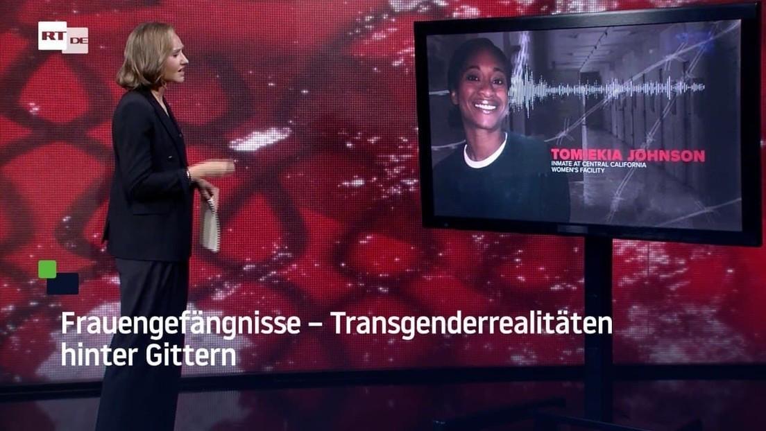 Frauengefängnisse – Transgenderrealitäten hinter Gittern