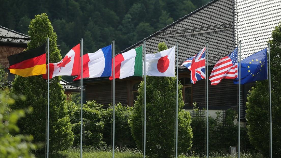 G7-Staaten laden Russland und China zu einem Afghanistan-Treffen ein