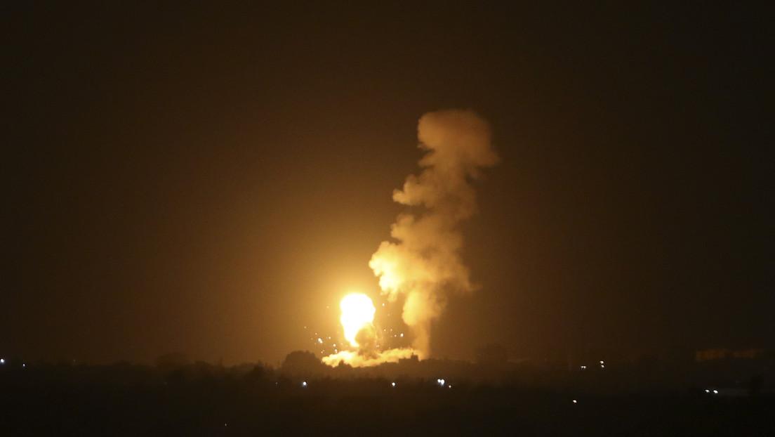 Nach Gefängnisausbruch in Israel: IDF fliegen erneut Luftangriffe auf Gaza