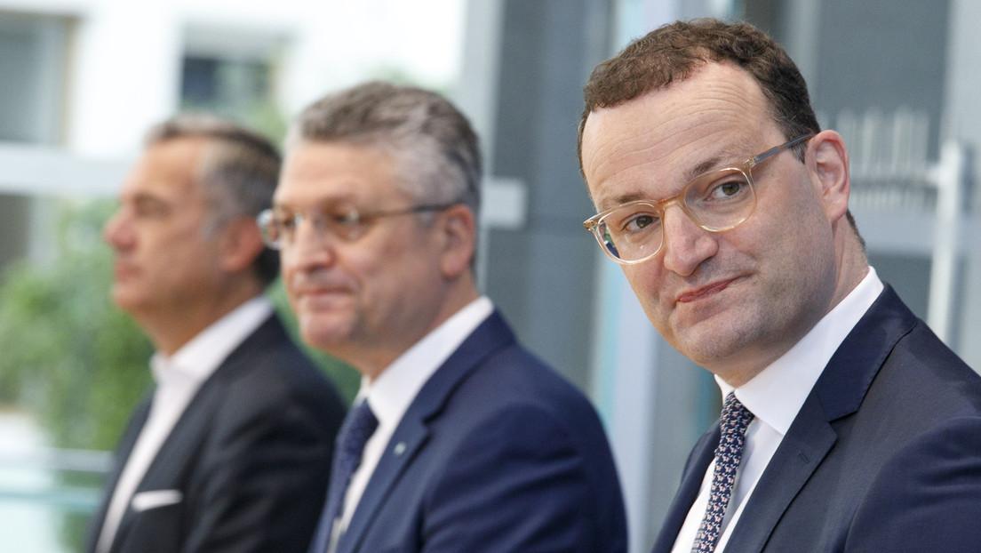 LIVE: Jens Spahn und RKI-Chef Lothar Wieler geben Pressekonferenz zur aktuellen Corona-Lage