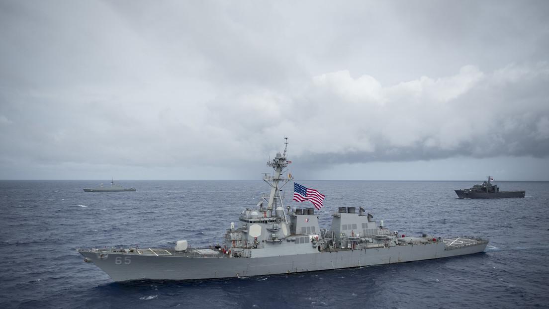 China sieht sich von den USA im Südchinesischen Meer provoziert