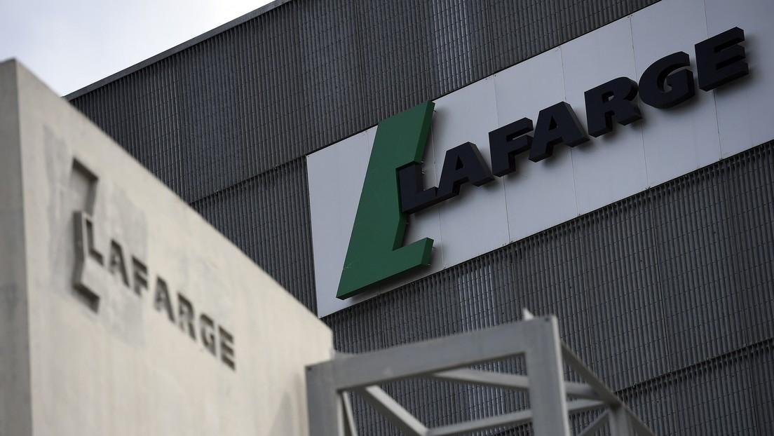 Leak: Französischer Zementkonzern Lafarge soll IS-Dschihadisten in Syrien finanziert haben