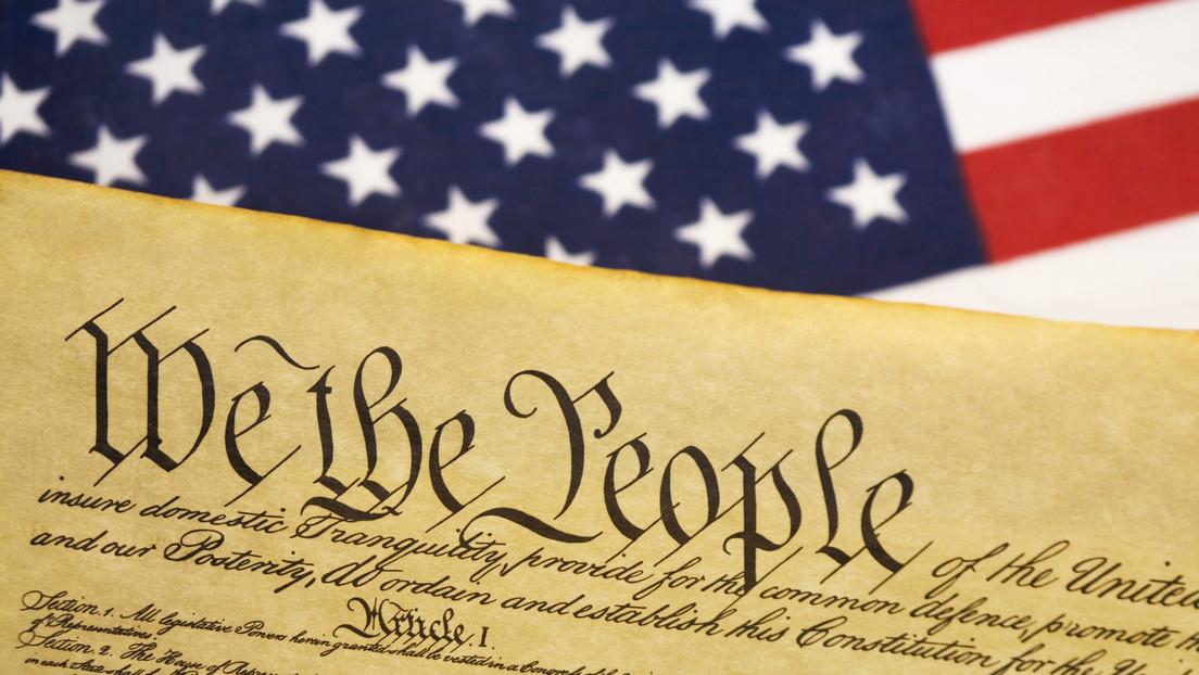 """US-Regierung warnt vor """"schädlicher Sprache"""" in Gründungsdokumenten der USA"""
