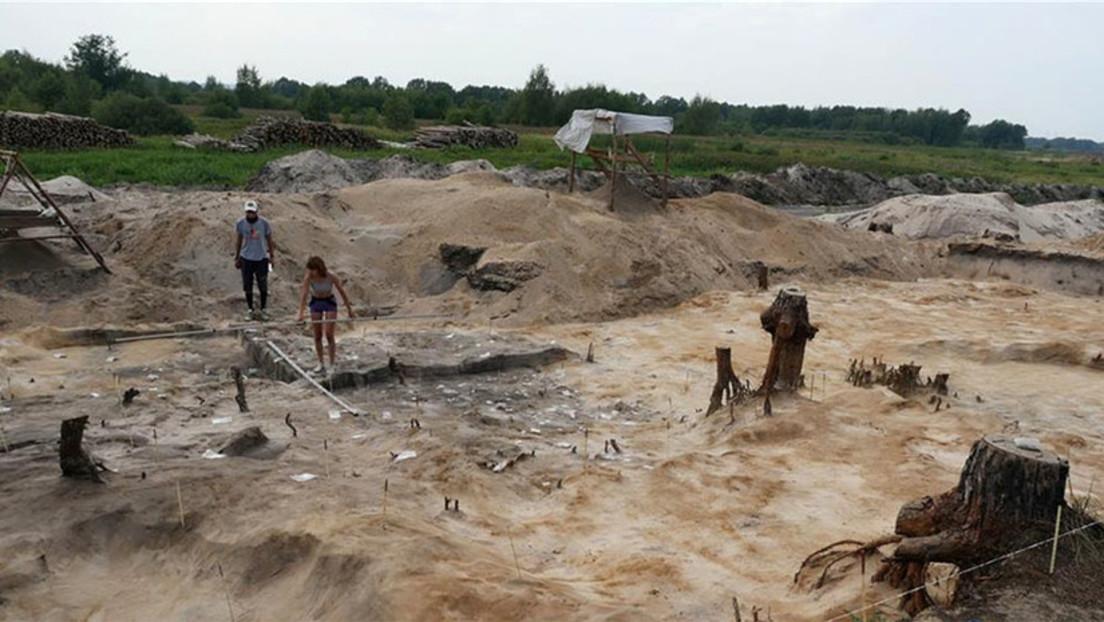 Spektakulärer Fund: Archäologen entdecken Spuren von 10.000 Jahre alten Siedlungen in Russland
