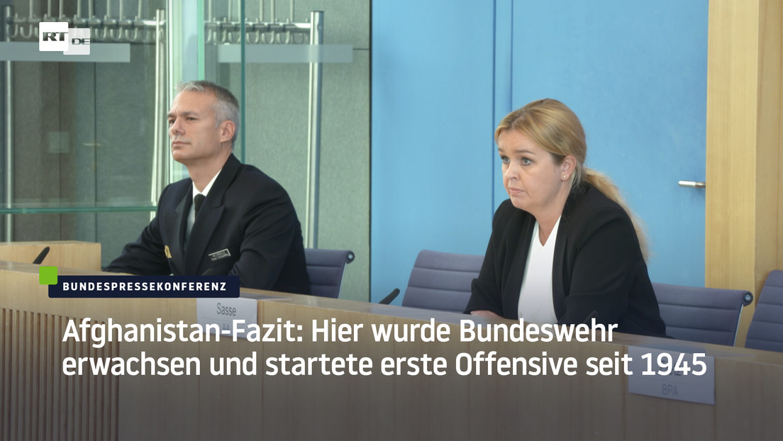 """Afghanistan-Fazit: """"Hier wurde Bundeswehr erwachsen und startete erste Offensive seit 1945"""""""