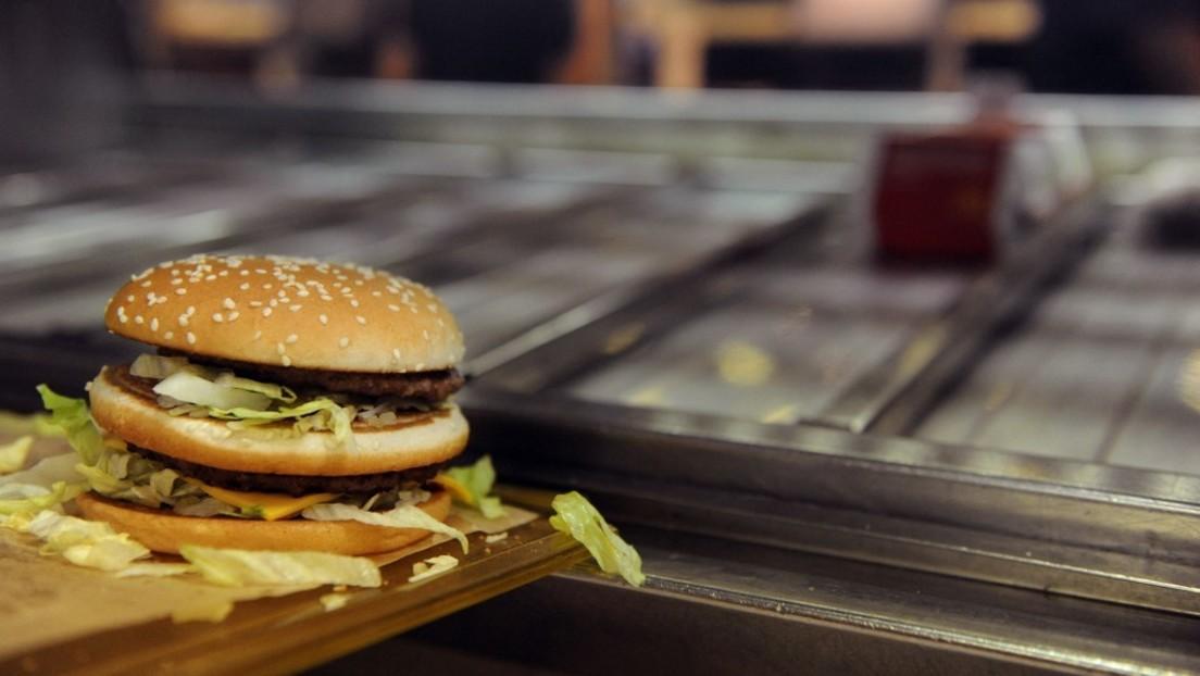 """Personalmangel durch Gesundheitspass: Bei französischen McDonald's nur noch """"Drive-in"""""""