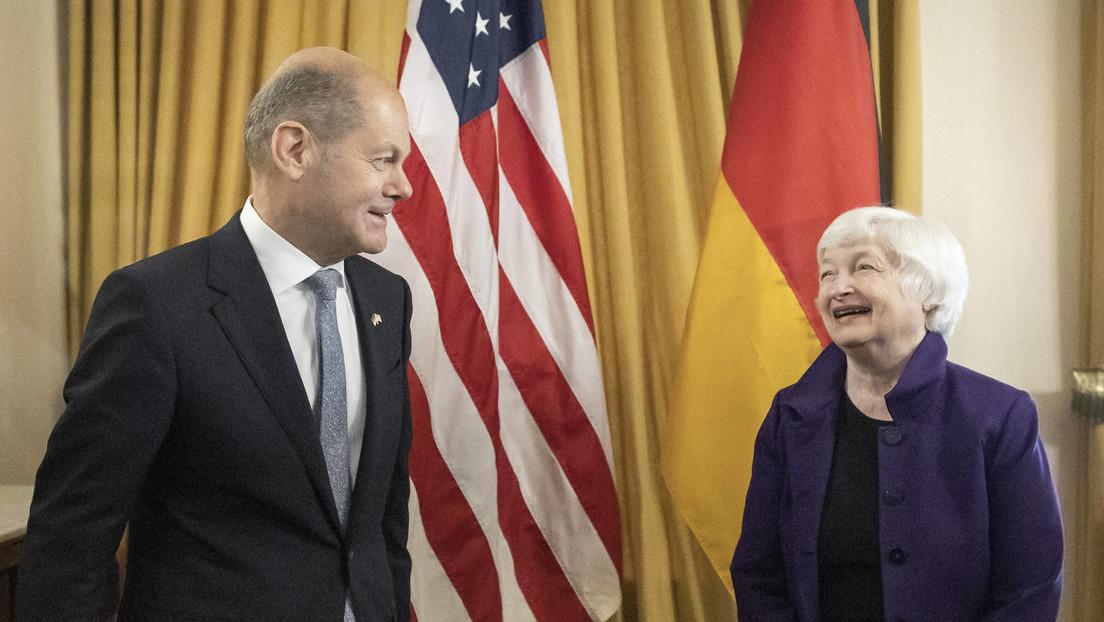 US-Finanzministerin Yellen: USA könnten zahlungsunfähig werden