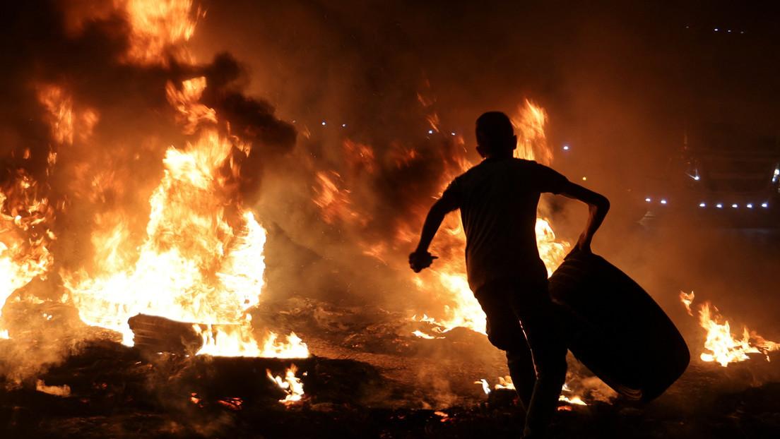 Nach spektakulärem Ausbruch: Gefängnisrevolten in ganz Israel