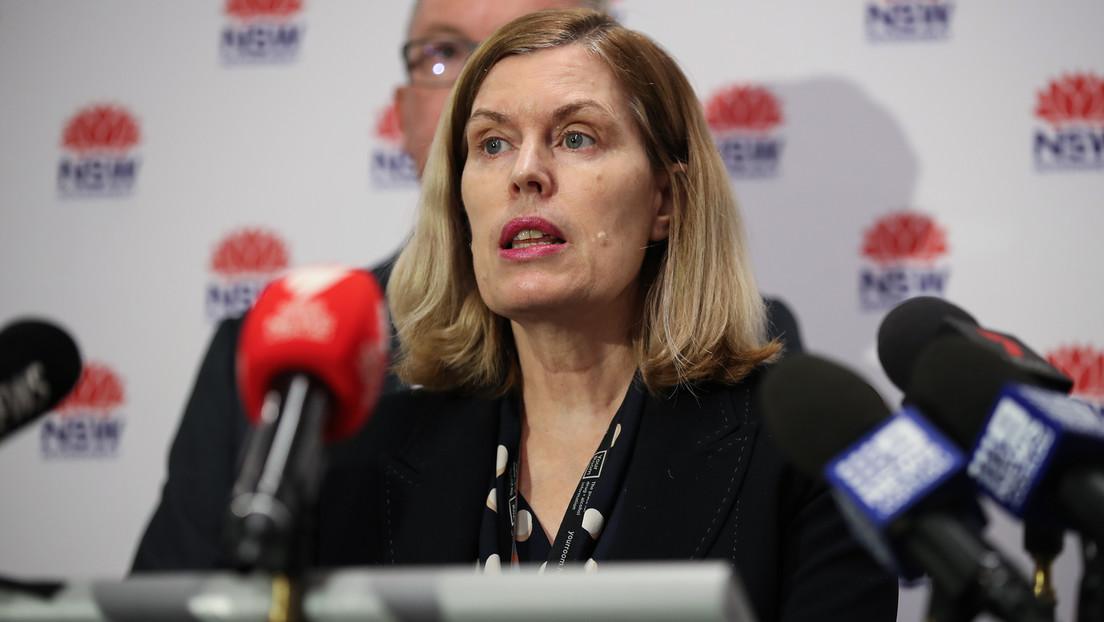"""Australische Gesundheitsbeamtin verweist auf """"Neue Weltordnung"""" – und löst Shitstorm aus"""