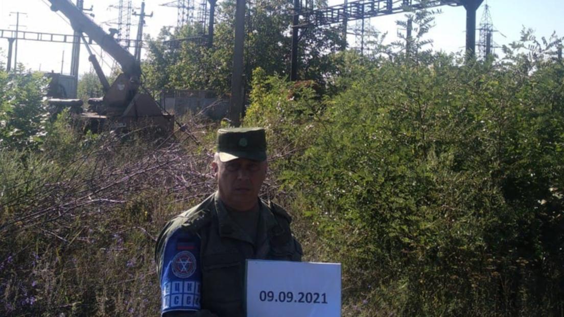 Ukraine beschießt Donezk – Hauptlüfter in Kohlezeche mit 85 Bergleuten ohne Strom