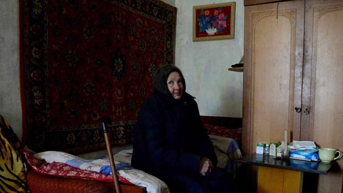 Wohnung samt 94-jähriger Frau zu verkaufen – laut russischer Immobilienkammer legal