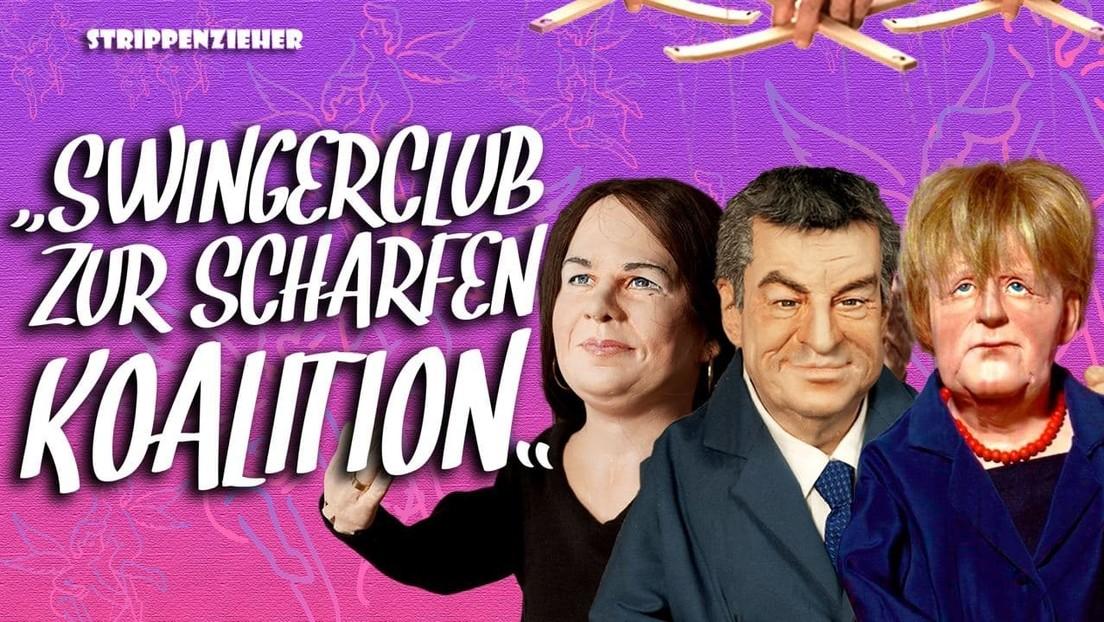 Swingerclub zur scharfen Koalition | Da treibt es doch jeder mit jedem | Strippenzieher