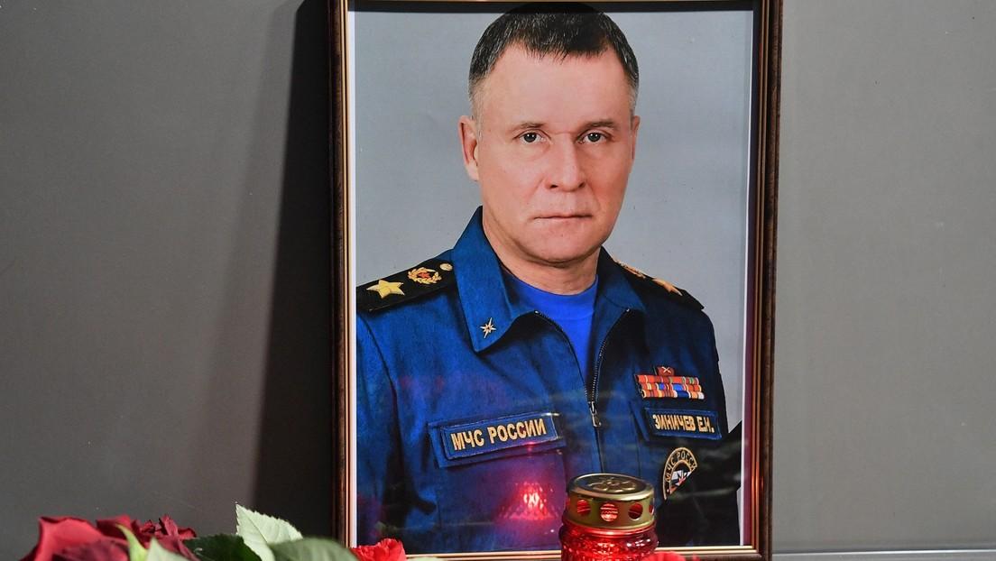 """""""Das ist Blasphemie"""" – Peskow kritisiert Verbreitung alternativer Versionen von Sinitschews Tod"""